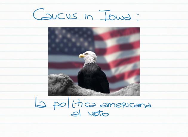 caucus Iowa