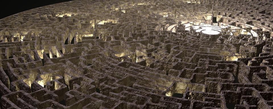 labirinto libico